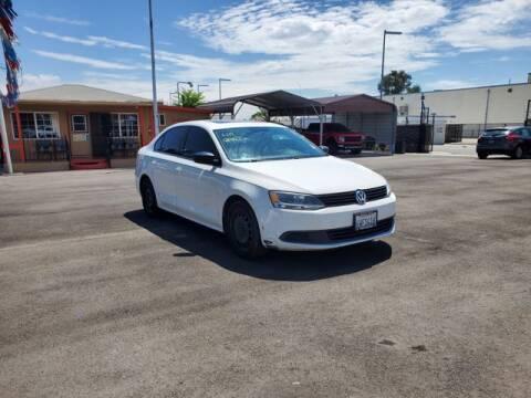 2012 Volkswagen Jetta for sale at Silver Star Auto in San Bernardino CA