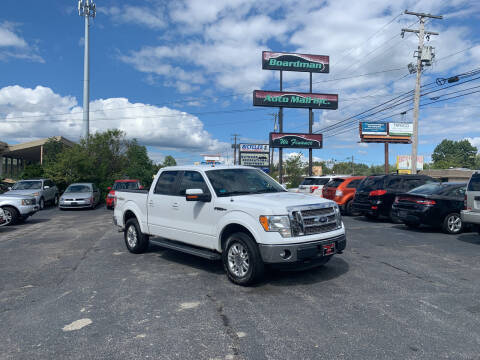 2012 Ford F-150 for sale at Boardman Auto Mall in Boardman OH