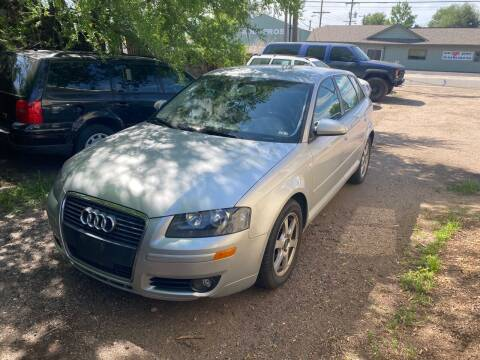 2006 Audi A3 for sale at Fast Vintage in Wheat Ridge CO