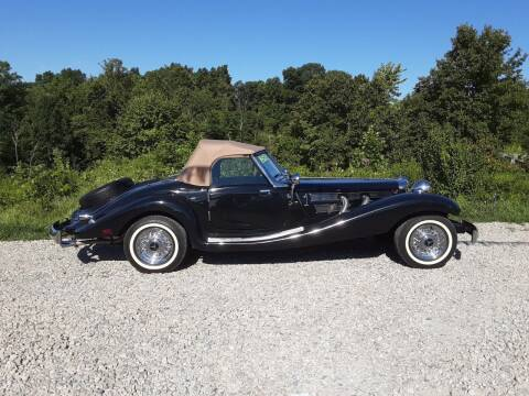1934 Mercedes-Benz 500-Class for sale at Skyline Automotive LLC in Woodsfield OH