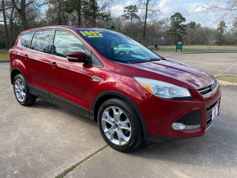 2013 Ford Escape for sale at B & M Car Co in Conroe TX