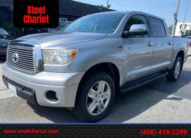2010 Toyota Tundra for sale at Steel Chariot in San Jose CA