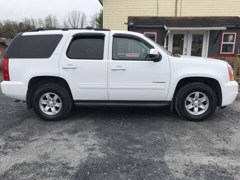 2012 GMC Yukon for sale at PENWAY AUTOMOTIVE in Chambersburg PA
