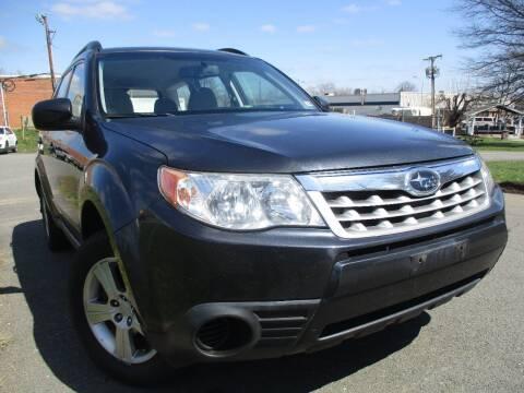 2012 Subaru Forester for sale at A+ Motors LLC in Leesburg VA