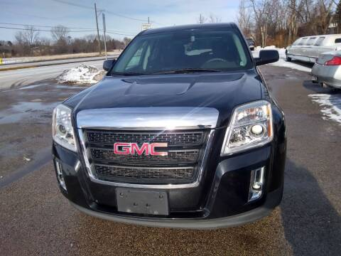 2012 GMC Terrain for sale at GLOBAL AUTOMOTIVE in Gages Lake IL