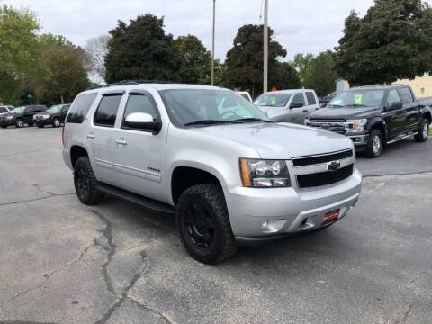 2011 Chevrolet Tahoe for sale at WILLIAMS AUTO SALES in Green Bay WI