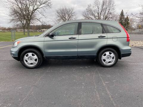 2010 Honda CR-V for sale at Caruzin Motors in Flint MI