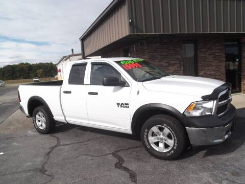 2013 RAM Ram Pickup 1500 for sale at Dietsch Sales & Svc Inc in Edgerton OH