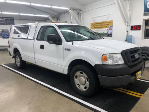 2005 Ford F-150 for sale at McMinnville Auto Sales LLC in Mcminnville OR
