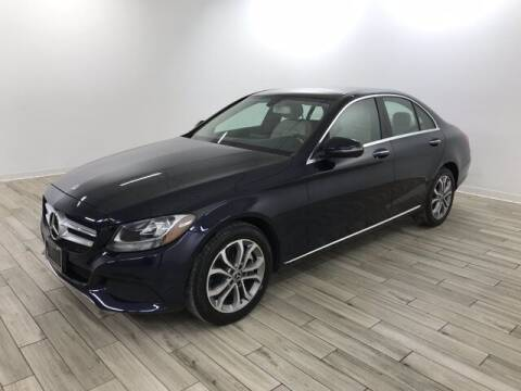 2017 Mercedes-Benz C-Class for sale at TRAVERS GMT AUTO SALES - Traver GMT Auto Sales West in O Fallon MO