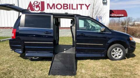 2010 Chrysler Town and Country for sale at A&J Mobility in Valders WI