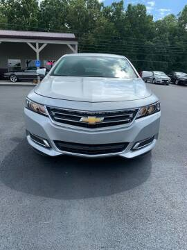 2016 Chevrolet Impala for sale at RHK Motors LLC in West Union OH