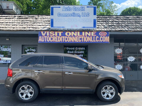 2011 Ford Edge for sale at Auto Credit Connection LLC in Uniontown PA