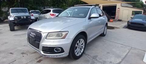 2014 Audi Q5 for sale at AUTOTEX FINANCIAL in San Antonio TX