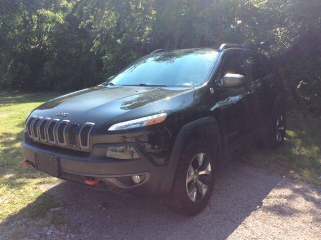 2014 Jeep Cherokee for sale at Allen Motor Co in Dallas TX