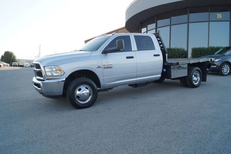 2018 RAM Ram Chassis 3500 for sale at Next Ride Motors in Nashville TN