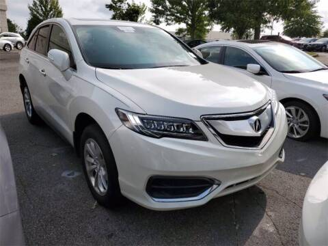 2018 Acura RDX for sale at Southern Auto Solutions - Georgia Car Finder - Southern Auto Solutions - Acura Carland in Marietta GA