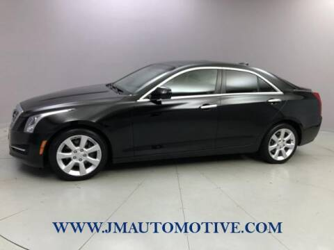 2015 Cadillac ATS for sale at J & M Automotive in Naugatuck CT