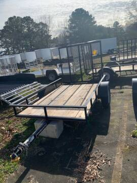 2020 New Carry-On 5x8 SPW 2K Utility Trailer for sale at Tripp Auto & Cycle Sales Inc in Grimesland NC