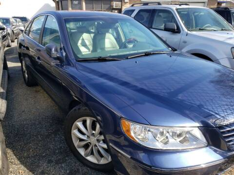 2006 Hyundai Azera for sale at Jimmys Auto INC in Washington DC