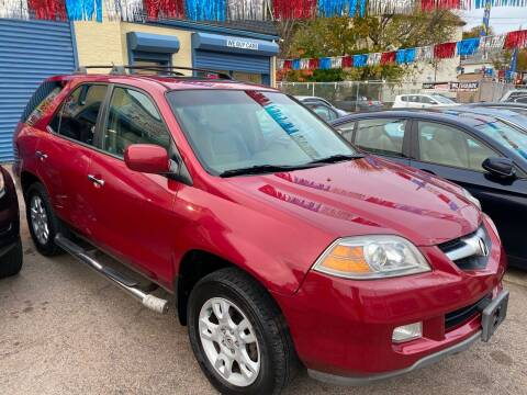 2004 Acura MDX for sale at Polonia Auto Sales and Service in Hyde Park MA