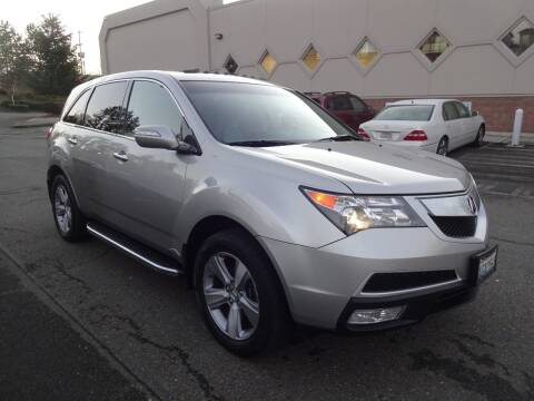 2012 Acura MDX for sale at Prudent Autodeals Inc. in Seattle WA