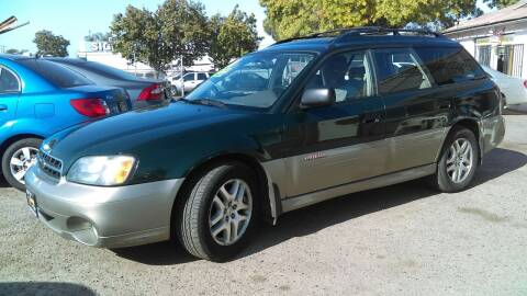 2001 Subaru Outback for sale at Larry's Auto Sales Inc. in Fresno CA