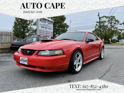 2000 Ford Mustang for sale at Auto Cape in Hyannis MA