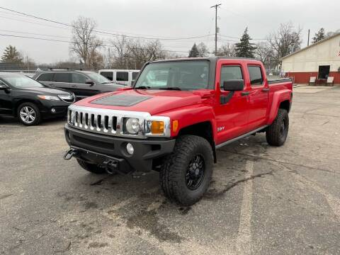 2009 HUMMER H3T for sale at Dean's Auto Sales in Flint MI