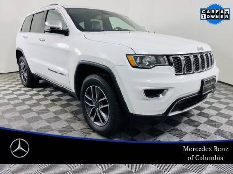 2020 Jeep Grand Cherokee for sale at Preowned of Columbia in Columbia MO