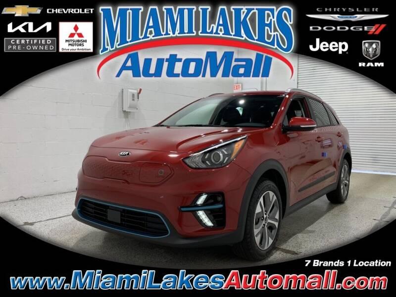 2021 Kia Niro EV for sale in Miami, FL
