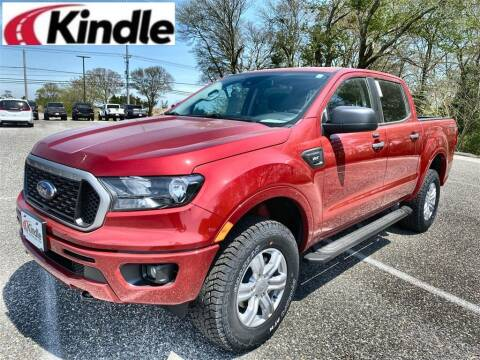 2021 Ford Ranger for sale at Kindle Auto Plaza in Middle Township NJ