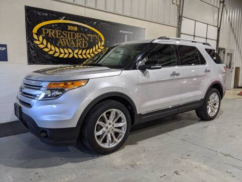 2014 Ford Explorer for sale at LIDTKE MOTORS in Beaver Dam WI