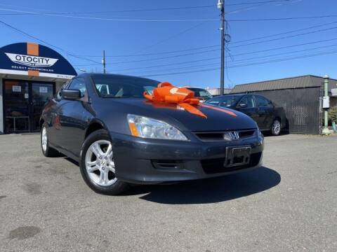 2007 Honda Accord for sale at OTOCITY in Totowa NJ