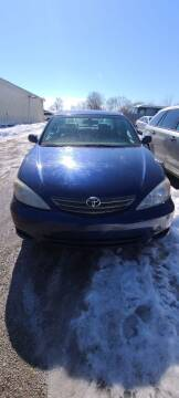 2002 Toyota Camry for sale at Chicago Auto Exchange in South Chicago Heights IL