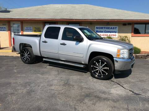 2013 Chevrolet Silverado 1500 for sale at Northeast Motor Company in Universal City TX