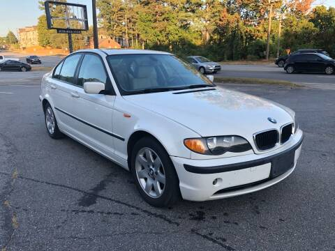 2005 BMW 3 Series for sale at ATLANTA AUTO WAY in Duluth GA