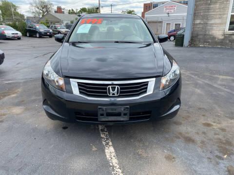 2008 Honda Accord for sale at Rod's Automotive in Cincinnati OH