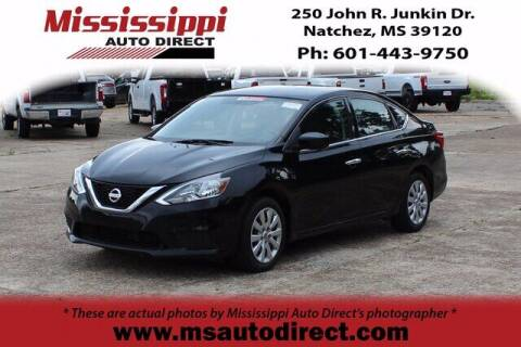 2017 Nissan Sentra for sale at Auto Group South - Mississippi Auto Direct in Natchez MS