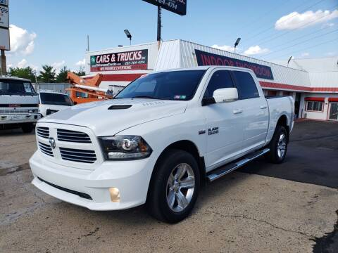 2013 RAM Ram Pickup 1500 for sale at PA Auto World in Levittown PA