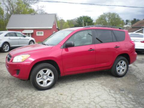 2011 Toyota RAV4 for sale at Starrs Used Cars Inc in Barnesville OH
