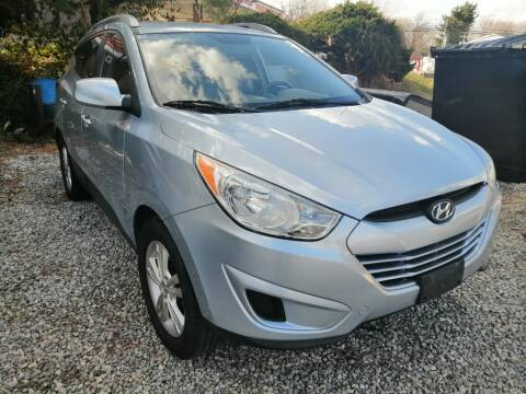 2010 Hyundai Tucson for sale at KRIS RADIO QUALITY KARS INC in Mansfield OH