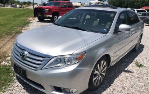 2011 Toyota Avalon for sale at Champion Motorcars in Springdale AR