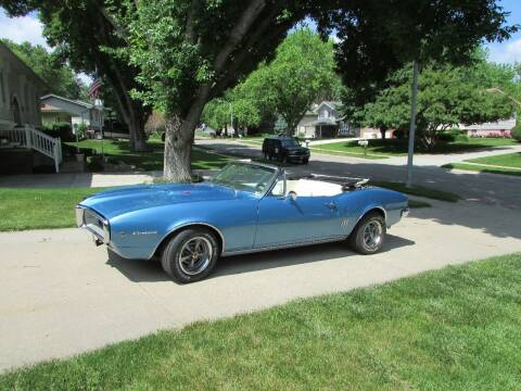 1967 Pontiac Firebird for sale at Wayne Johnson Private Collection in Shenandoah IA