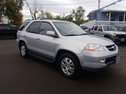 2003 Acura MDX for sale at City Center Cars and Trucks in Roseburg OR