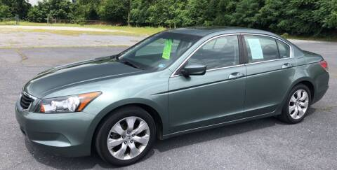 2009 Honda Accord for sale at Augusta Auto Sales in Waynesboro VA
