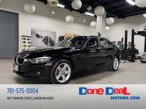2015 BMW 3 Series for sale at DONE DEAL MOTORS in Canton MA
