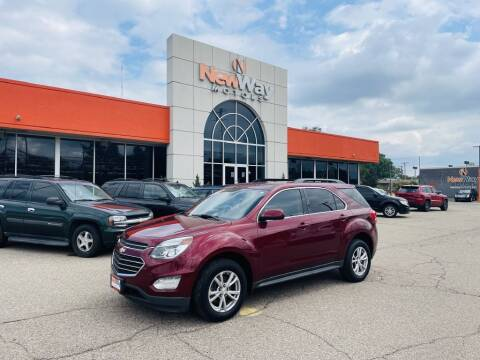 2017 Chevrolet Equinox for sale at New Way Motors in Ferndale MI