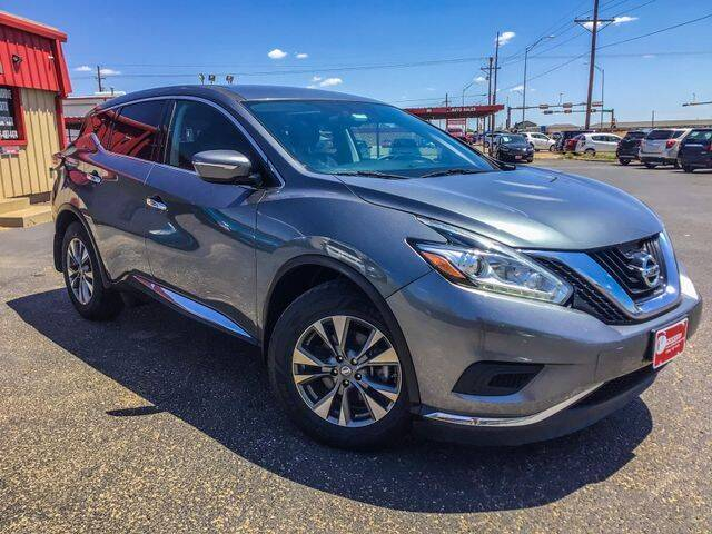 2015 Nissan Murano for sale at MAGNA CUM LAUDE AUTO COMPANY in Lubbock TX