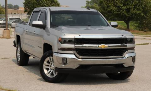 2018 Chevrolet Silverado 1500 for sale at Big O Auto LLC in Omaha NE